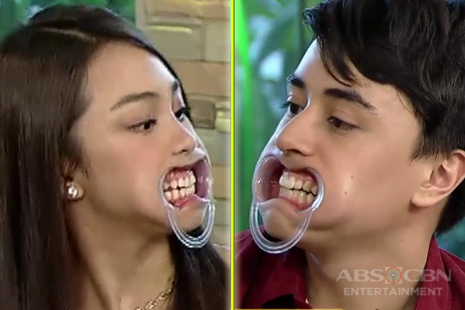 Speak out challenge with MayWard