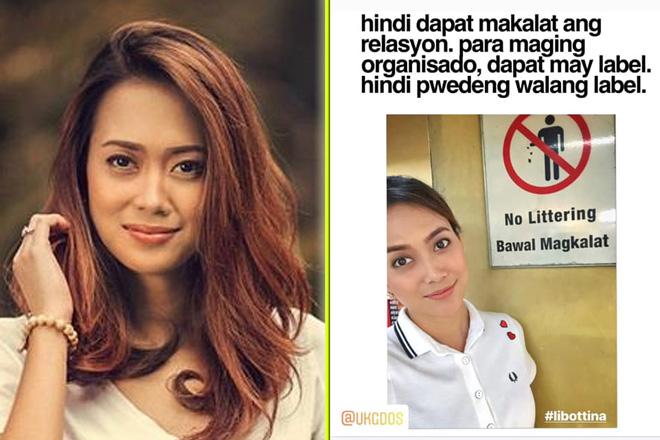 Tina Marasigan, may mga hugot sa Valentine's