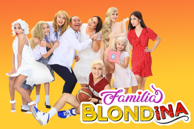 WATCH: The official full trailer of Familia Blondina