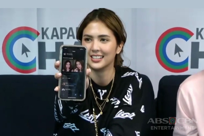 What's on Sofia Andres' phone?