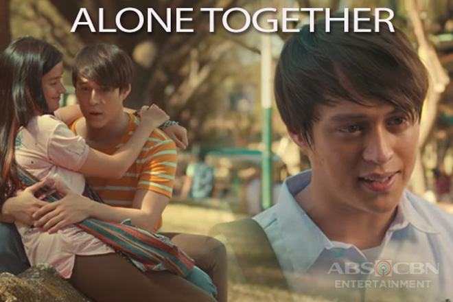 "LYRIC VIDEO: Alone/Together's official theme song ""214"" performed by JM de Guzman"