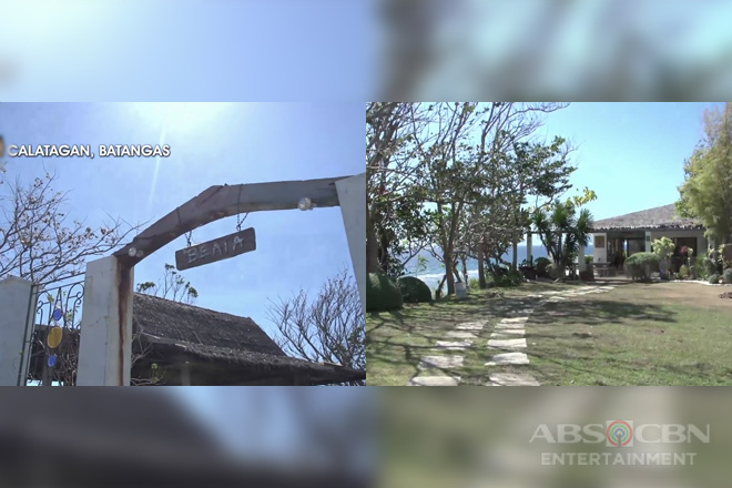 Rated K: Take a peek at Andrea del Rosario's resort house in Batangas