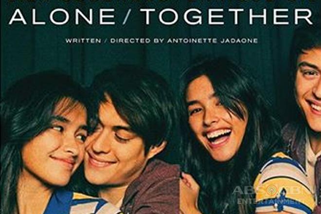 Kita ng pelikulang 'Alone/Together' umabot na sa mahigit PHP  123 million