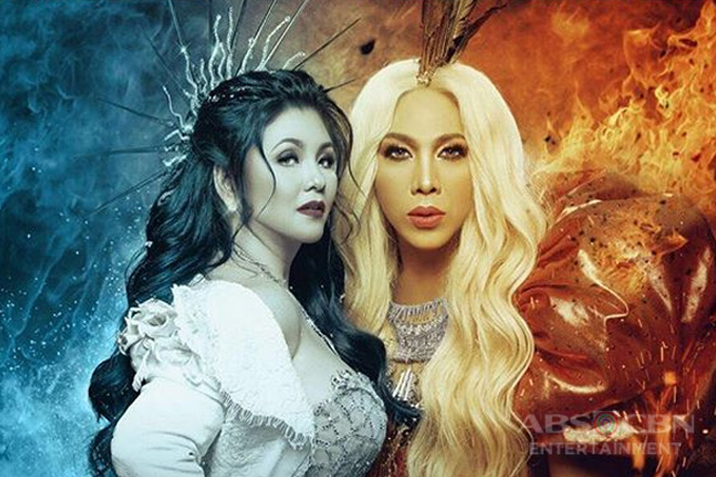 Tatlong araw na concert nina Vice Ganda at Regine Velasquez, sold-out