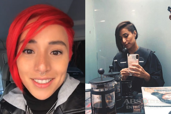 Cristine Reyes, may new look