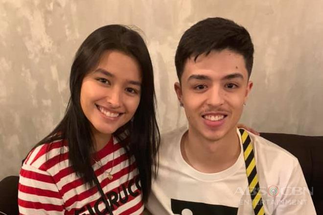Liza Soberano, reunited sa kanyang half-brother