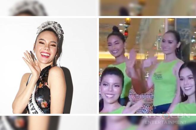 Catriona, nangakong susuportahan ang mga kandidata ng Bb. Pilipinas 2019