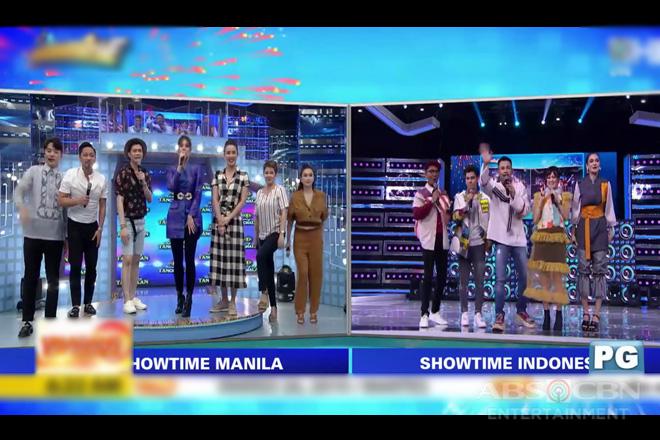It's Showtime Indonesia, nagsimula na