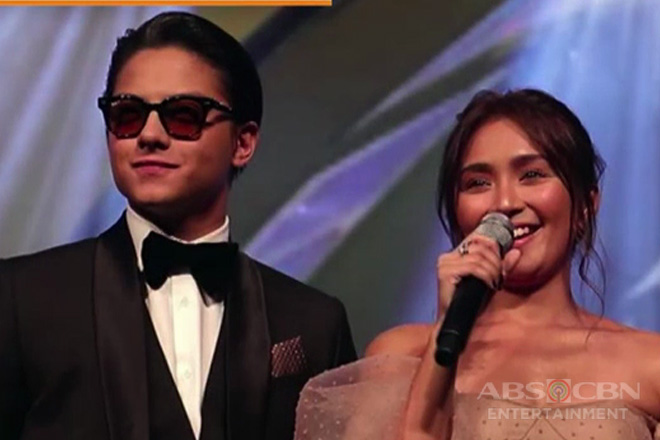 KathNiel, kinilala bilang 'Phenomenal Stars of Philippine Cinema' ng Guillermo Mendoza Box Office Entertainment Awards Image Thumbnail