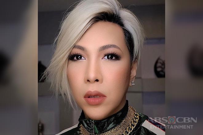 Vice Ganda, ibinida ang bagong hairstyle