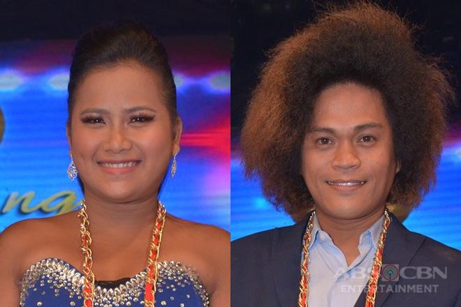 Mga magtatagisan ng galing sa grand finals ng Tawag ng Tanghalan, kumpleto na