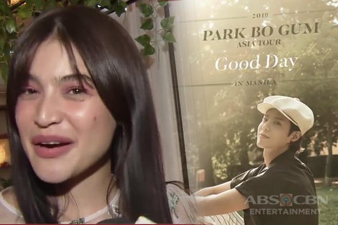 Anne Curtis, iho-host ang Manila fan meet ni Korean idol Park Bo-Gum