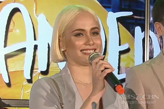 "Blonde look ni Jessy Mendiola, trending sa premiere night ng ""Stranded"""