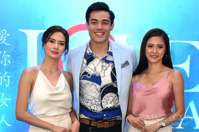 "WATCH: Kim, Xian and Erich on what to look forward to in their upcoming series ""Love Thy Woman"""