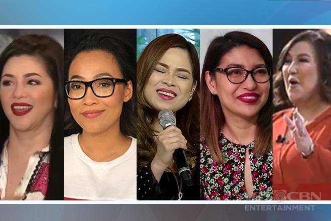 """Jennie Gabriel sings """"Ikaw Lang Ang Mamahalin"""" ala OPM Divas live!"""