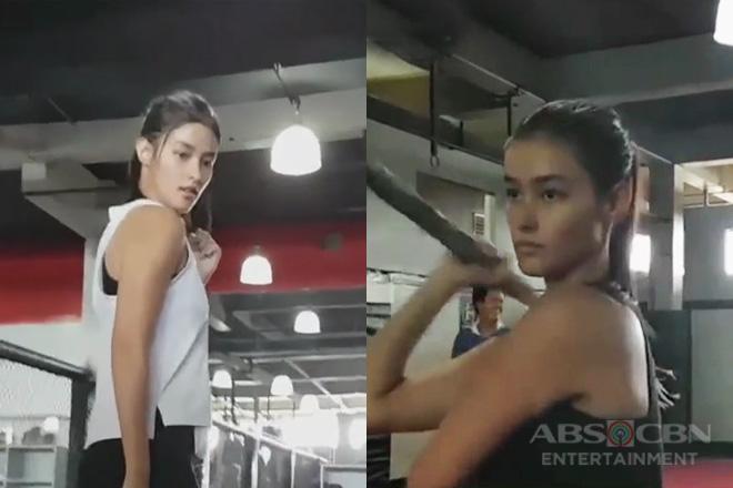 Darna training ni Liza Soberano, ibinahagi ng kanyang trainer