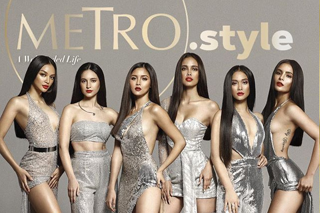 The fierce women who slayed this month's cover of Metro.Style!