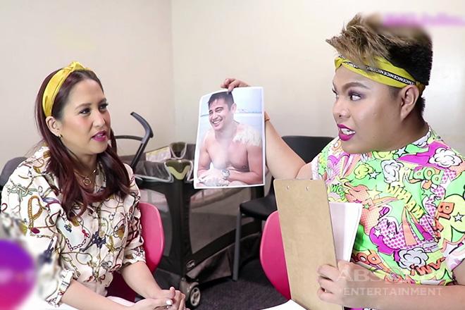 HOTSPOT: Tanong Mo, Mukha Mo with Jolina Magdangal Part 1