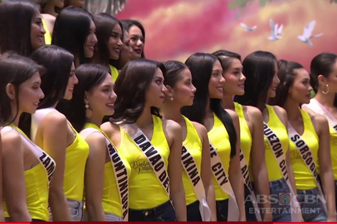 TV Patrol: BB Pilipinas Beauties, kanya kanyang transformation sa kanilang latest shoot