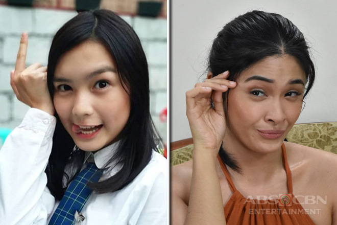 Stars of Kapamilya shows take on the Dalagang Pilipina Challenge