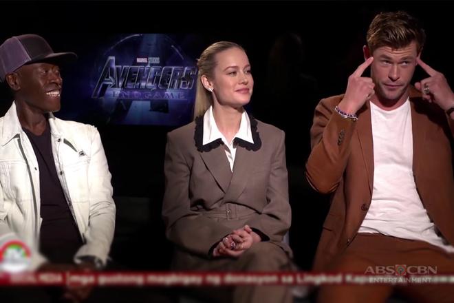 """TV Patrol: Mga bida ng """"Avengers: Endgame"""" magkakaiba ang opinyon kung sino ang pinakamalakas na Avenger"""