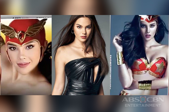 TV Patrol: Ready nga bang mag-audition si Catriona Gray bilang 'Darna'?