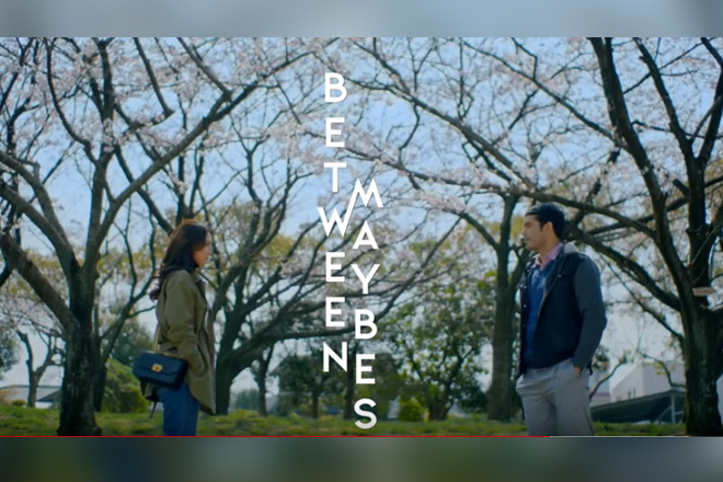 Trailer ng pelikulang Between Maybes nina Julia Barretto at Gerald Anderson, inilabas na