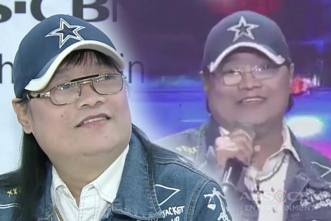April Boy Regino, balik-recording matapos magka-prostate cancer at mabulag