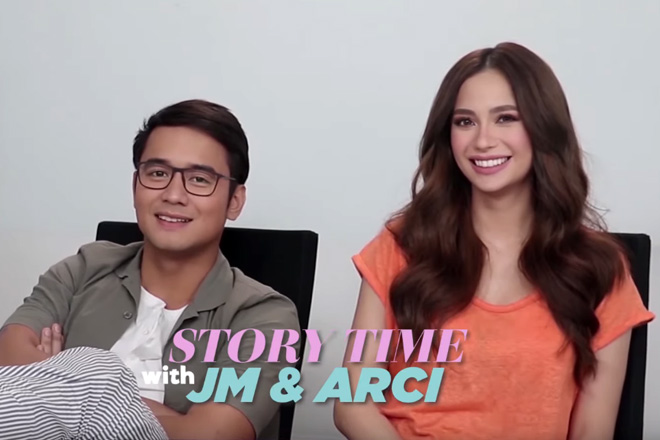 Arci and JM talk about their past, reveal some secrets, and poke fun at each other in this video!