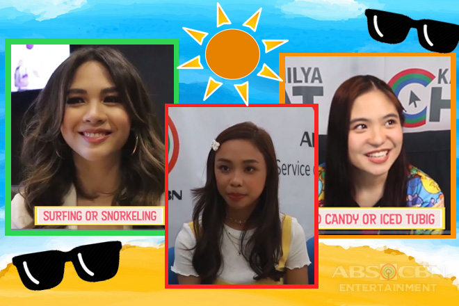 Fast Talk Summer Edition with your favorite Kapamilya stars