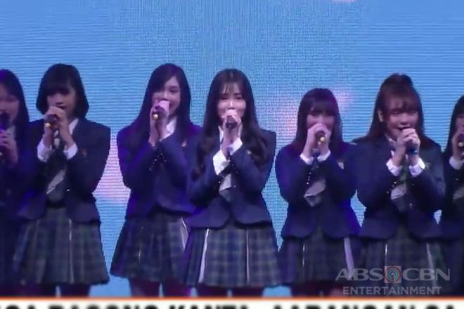 Mga bagong kanta, aabangan sa girl group na MNL48 Image Thumbnail