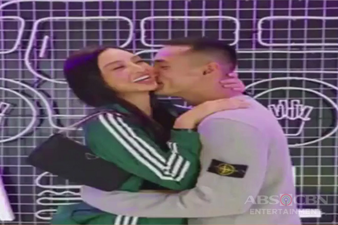 Jake Cuenca at Kylie Verzosa, ipinakita ang kanilang first online kiss