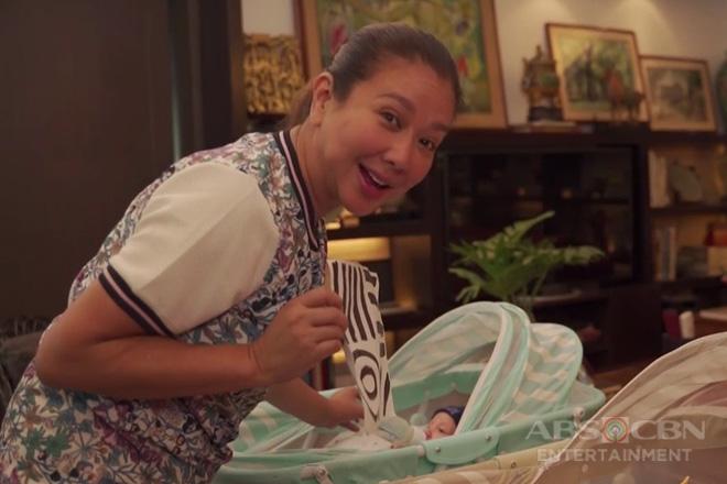 Rated K: Korina, ikinuwento ang kanyang pagiging mommy kina Pepe at Pilar