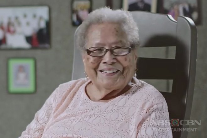 How Kapamilya shows help 101-year-old Mama Nene overcome loneliness, longing for her family
