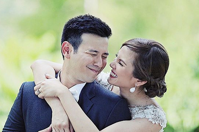 John Prats at Isabel Oli, idinaan sa palitan ng sweet messages ang kanilang ika-4th wedding anniversary