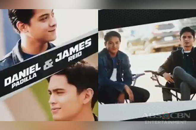 Daniel Padilla at James Reid, magsasama sa action-packed project