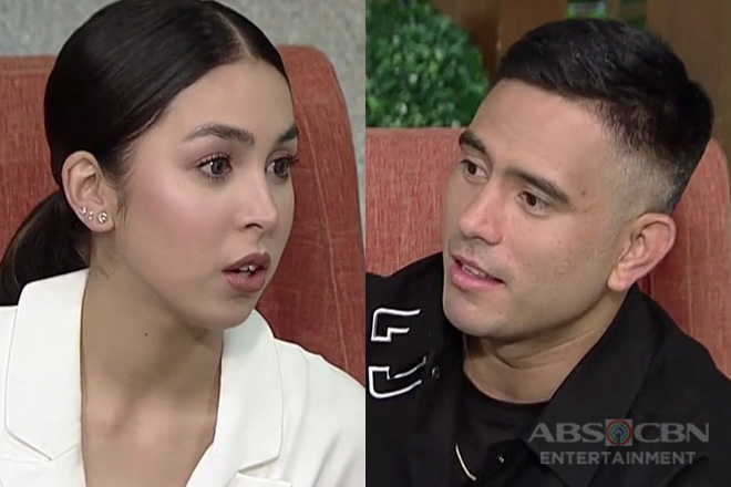 Gerald Anderson at Julia Barretto, naka-relate sa kanilang karakter sa 'Between Maybes'