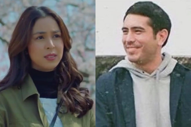 Gerald at Julia, na-enjoy ang shoot ng 'Between Maybes' sa Saga Japan