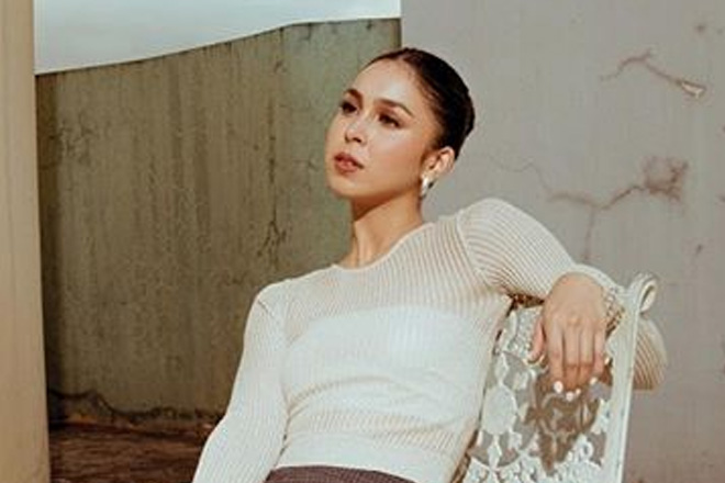 Julia Barretto, bibida sa digital cover ng isang fashion website