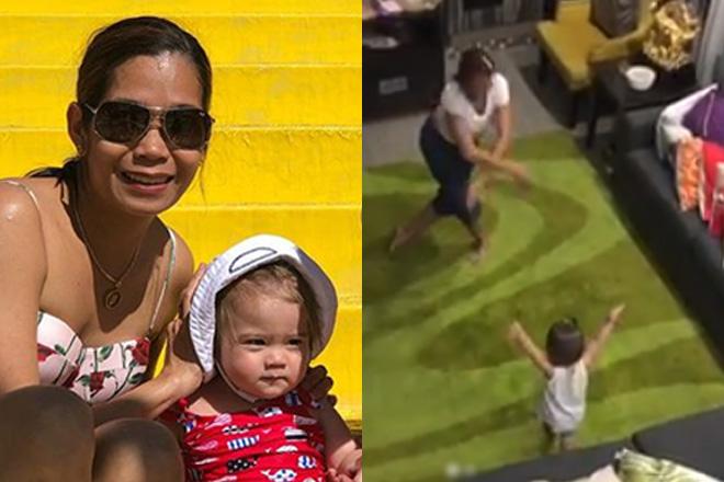 Pokwang at Baby Malia, nagsayaw ng ballet