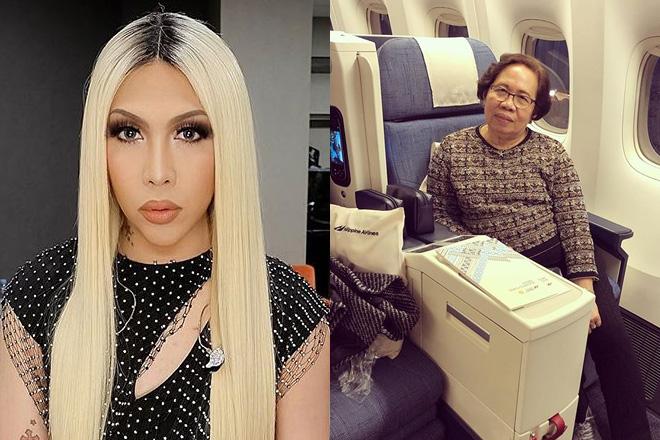 Maginhawang Buhay, ipinangako ni Vice Ganda sa kanyang Nanay Rosario