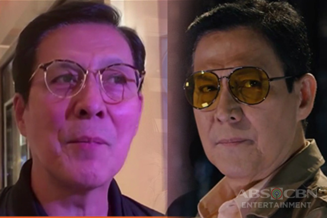 Tirso Cruz III, inspirado sa mga apektadong viewers dahil sa kanyang role sa 'The   General's Daughter'
