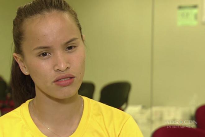 """Rated K: Ang buhay ng UST Volleyball Team Captain na si Cherry """"Sisi"""" Rondina"""