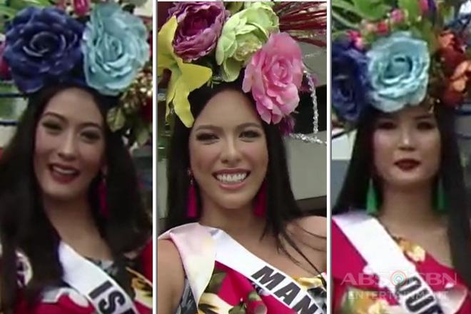 Mga kandidata ng BB. Pilipinas 2019, inabangan sa parade of beauties