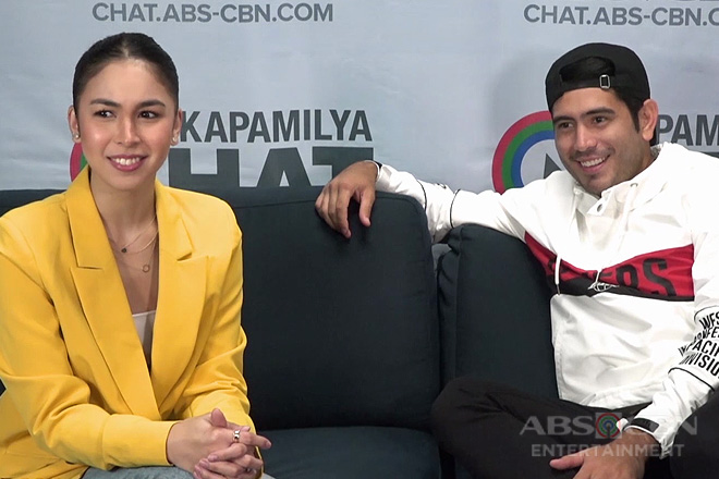 Julia Barreto vs Gerald Anderson in Guess The Song Challenge