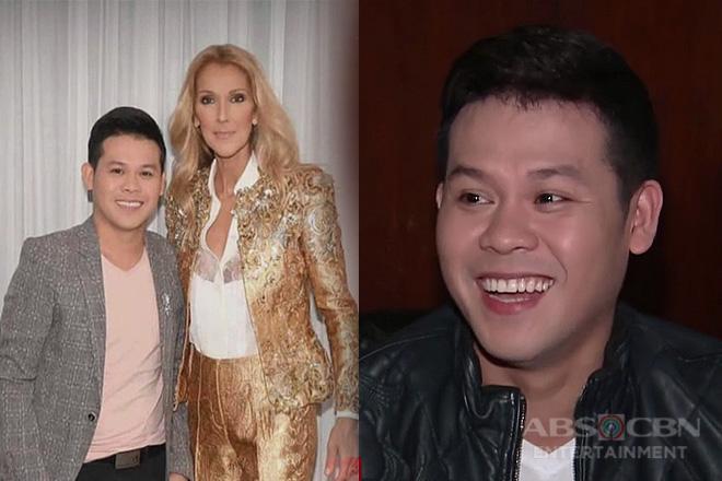 TV Patrol: Marcelito Pomoy, nakaharap ang iniidolong si Celine Dion dahil kay Ellen Degeneres