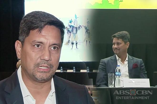 TV Patrol: Richard Gomez, isinusulong na gawing mandatory ang paggamit ng defibrillator sa set ng TV at pelikula