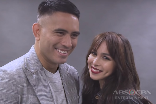 The Would You Game with Julia Barretto and Gerald Anderson